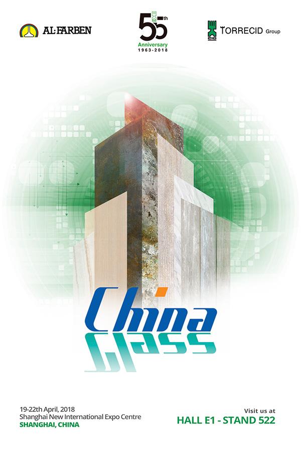 Al-Farben will be again at China Glass exhibition – Al-Farben
